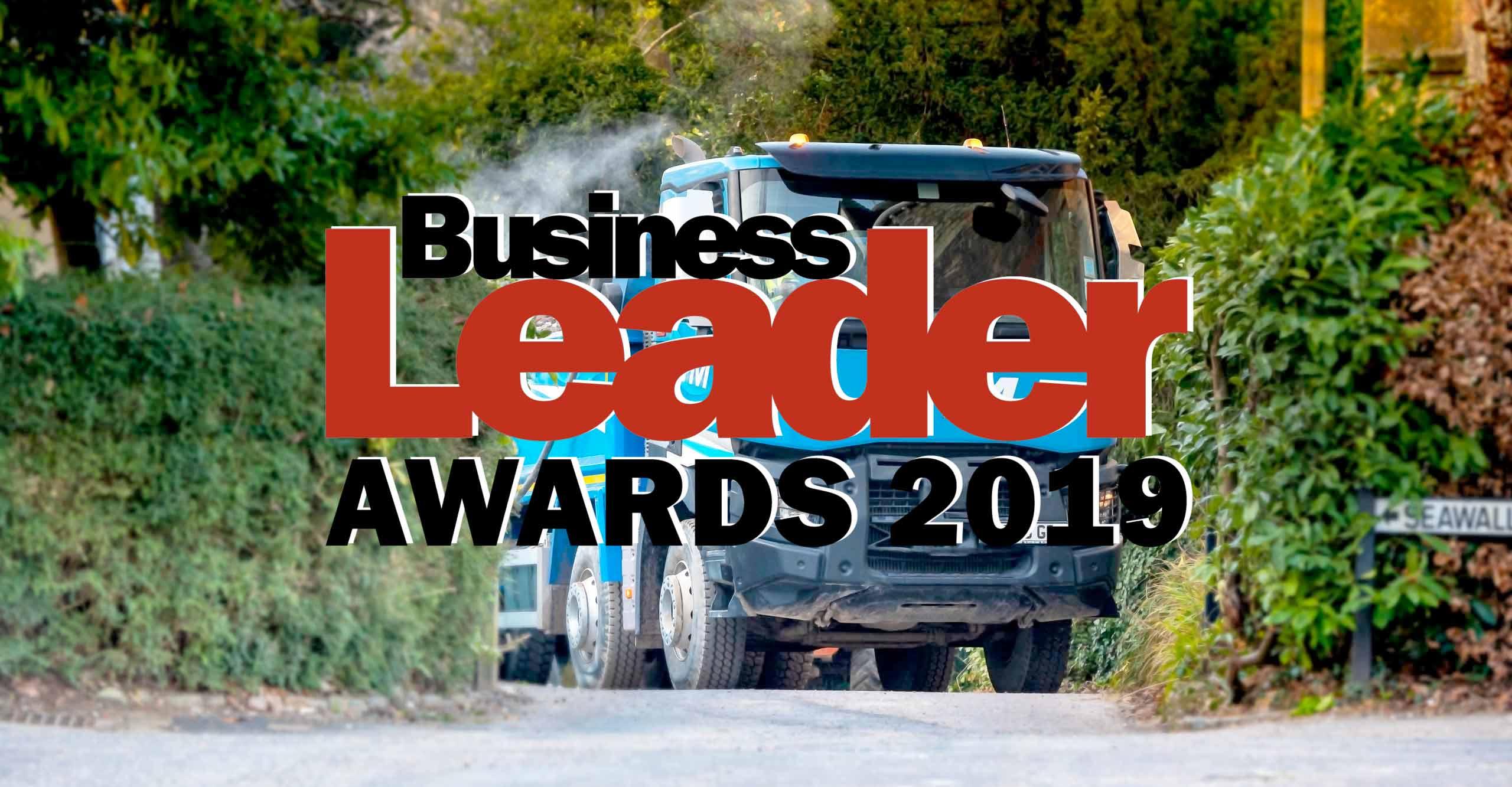 Business Leader Awards 2019