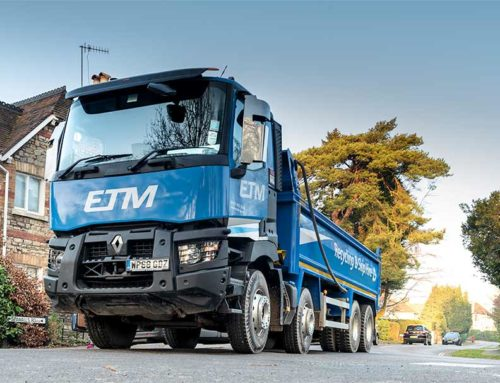 Top Safety Accreditation for ETM Recycling