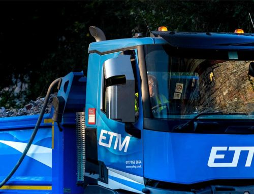 ETM Install Cameras on all Lorries