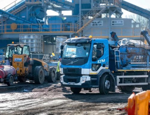 Further Investment in Bristol's Biggest Skip Hire Fleet